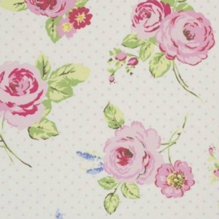 Clarke Amp Clarke English Rose Fabric Sage Curtain Factory