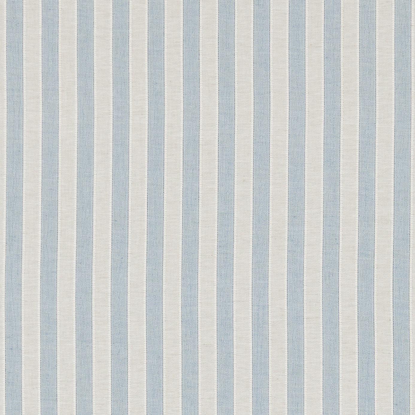 Sanderson Sorilla Damask Curtain Fabric Delft Linen