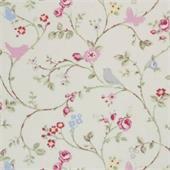 Clarke Amp Clarke Provence Linen Curtain Fabric Natural