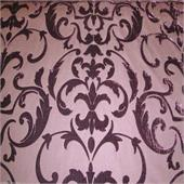 Voyage Perry Curtain Fabric Plum Curtain Factory Outlet