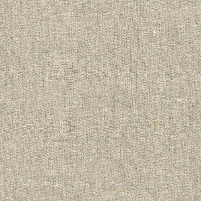 Laura Ashley Austen Linen Curtain Fabric Natural Curtain