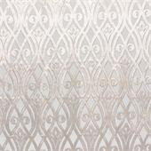 Prestigious Textiles Amara Velvet Curtain Fabric Parchment