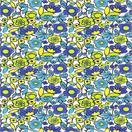 Prestigious Textiles Betty Curtain Fabric Lime Curtain