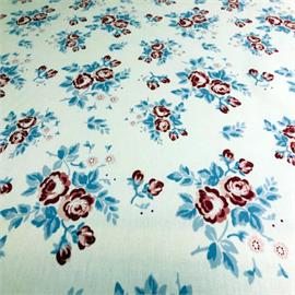 Floral Fabric Curtain Factory Outlet