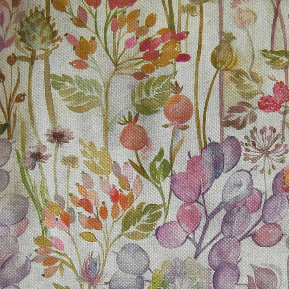 Voyage Hedgerow Autumn Curtain Factory Outlet