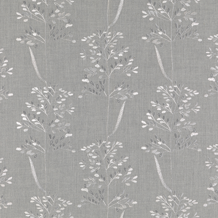 Fibre Naturelle Beaulieu Curtain Fabric Calico Curtain
