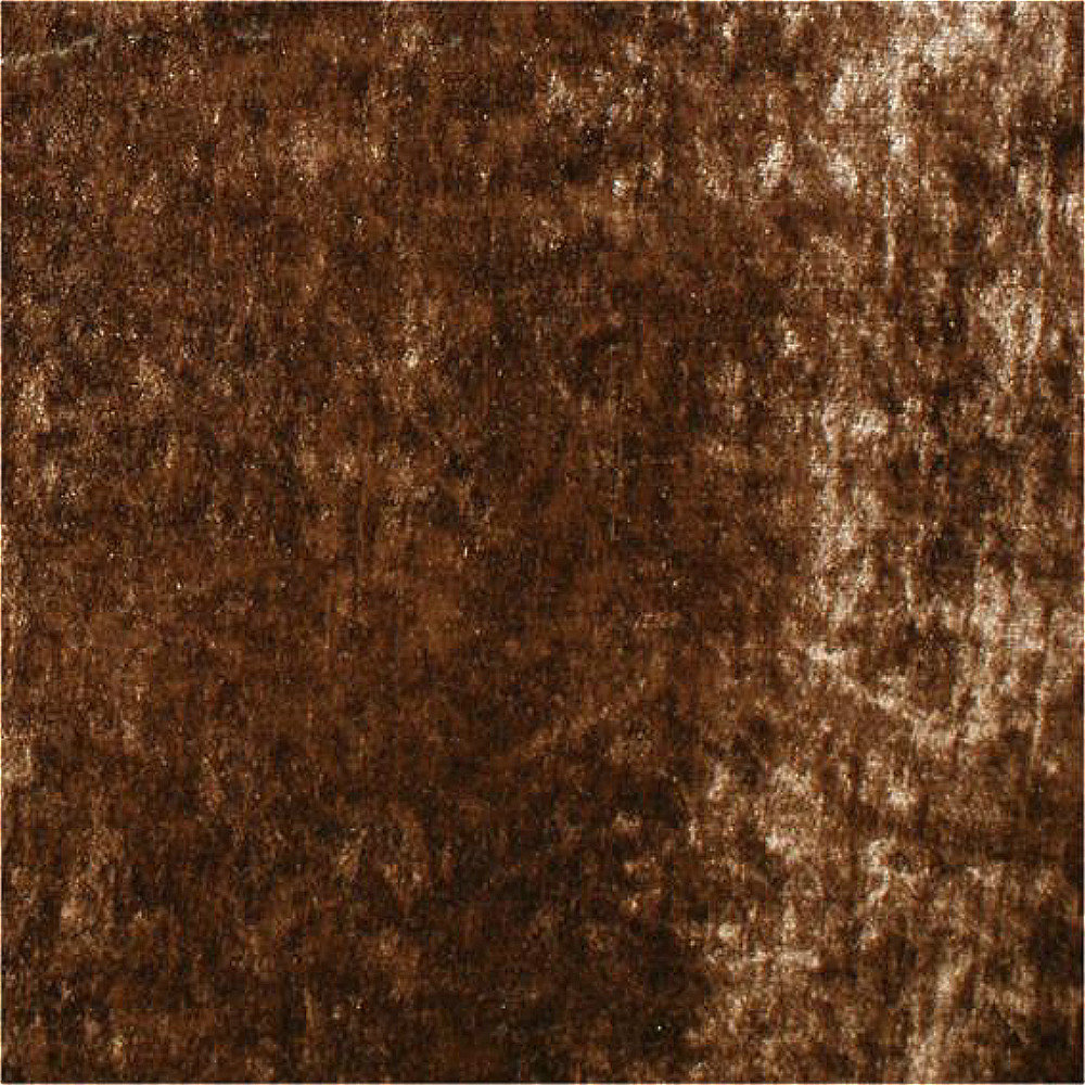 Chocolate Brown Chenille Fabric