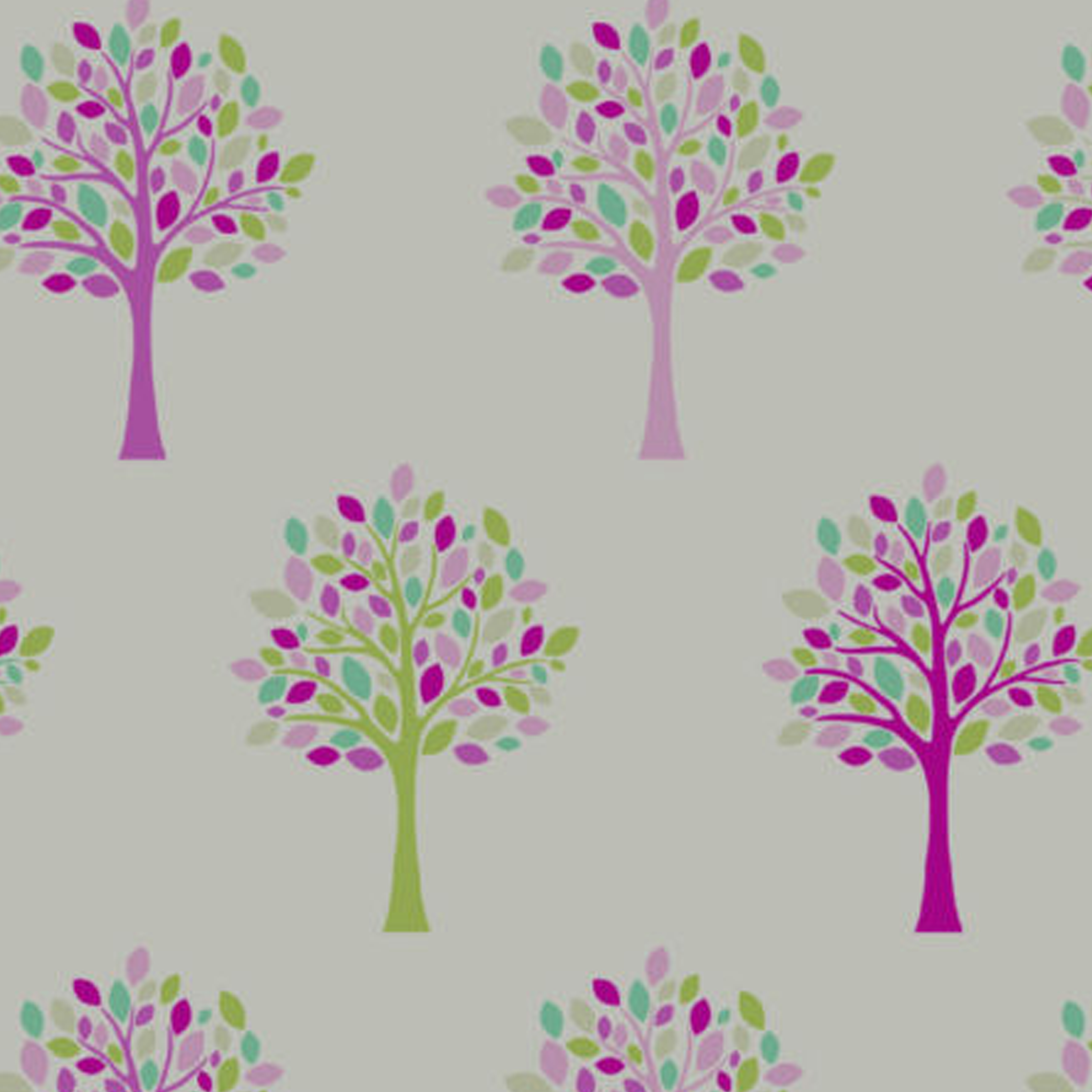 Fryetts Orchard Tree Curtain Fabric Candy | Curtain Factory Outlet