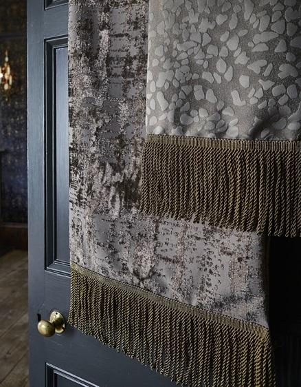 Prestigious Textiles Aphrodite Anthracite