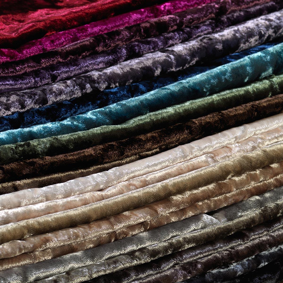 Fibre Naturelle Panther Curtain Fabric Silver Grey