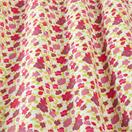 Liv Maisy Pink Curtain Fabric