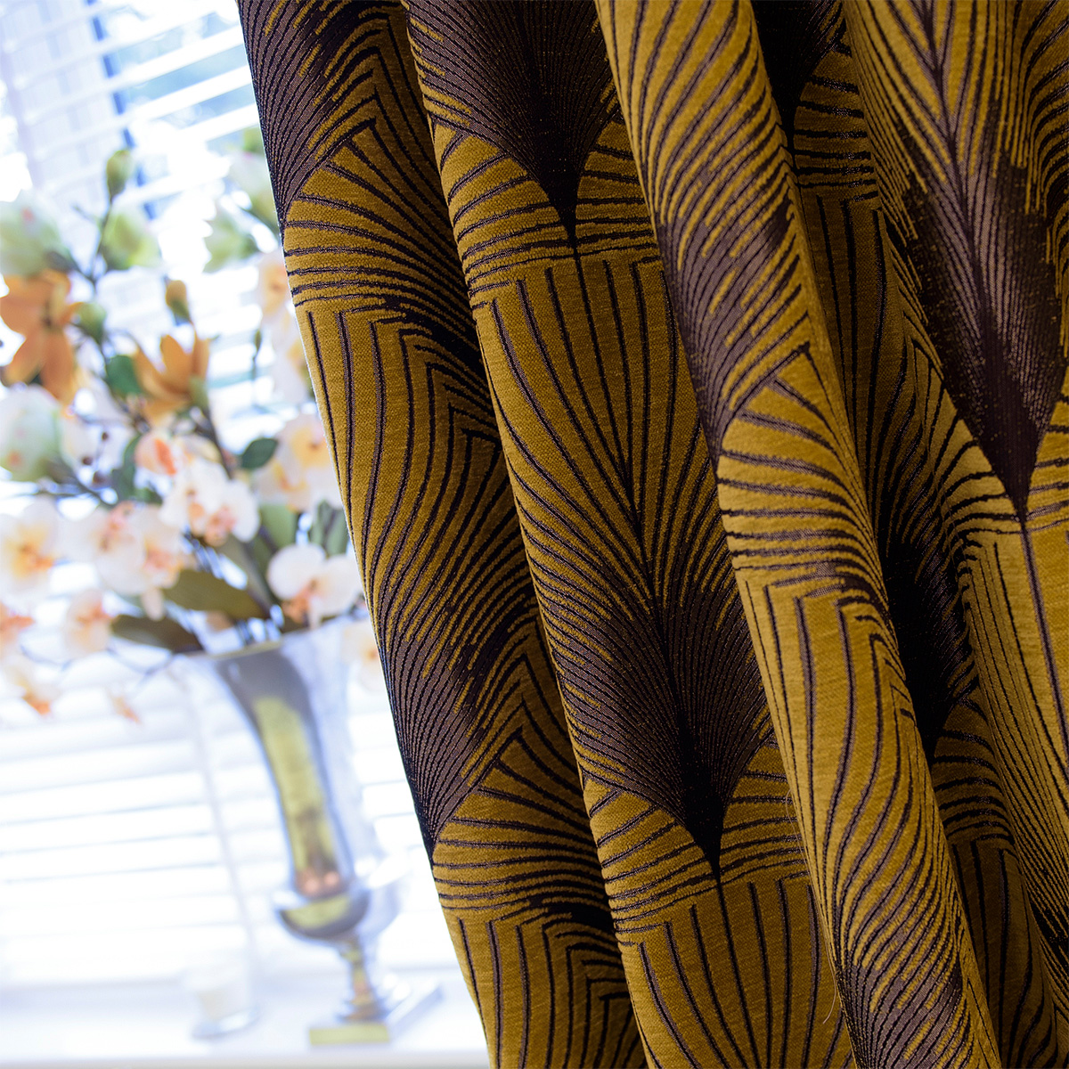 New York Curtain Fabric Queens
