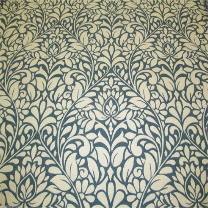 ILiv Ruskin Curtain Fabric Cobalt