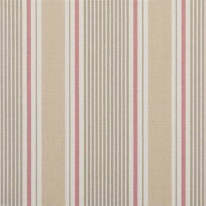 Clarke Amp Clarke Sail Stripe Curtain Fabric Sand Curtain