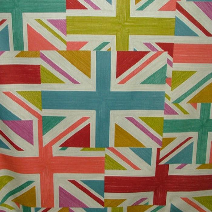 Prestigious Textiles Union Jack Curtain Fabric Spring Curtain