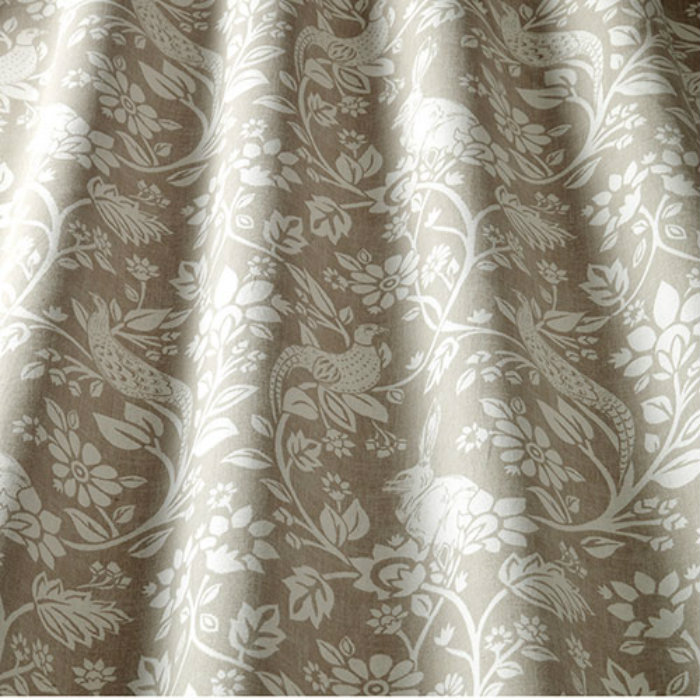 iLiv Heathland Curtain Fabric Linen | Curtain Factory Outlet