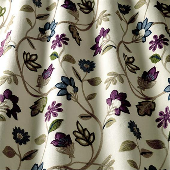 Iliv Adara Curtain Fabric Chatreuse Curtain Factory Outlet