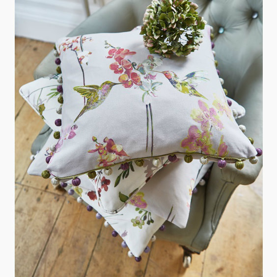 Prestigious Textiles Hummingbird Hyacinth