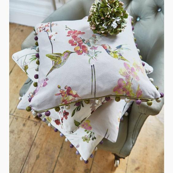 Prestigious Textiles Hummingbird Rose Quartz