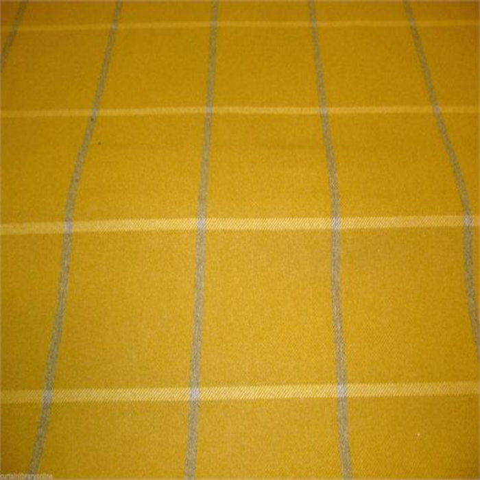 Fryetts Arundel Curtain Fabric Yellow | Curtain Factory Outlet