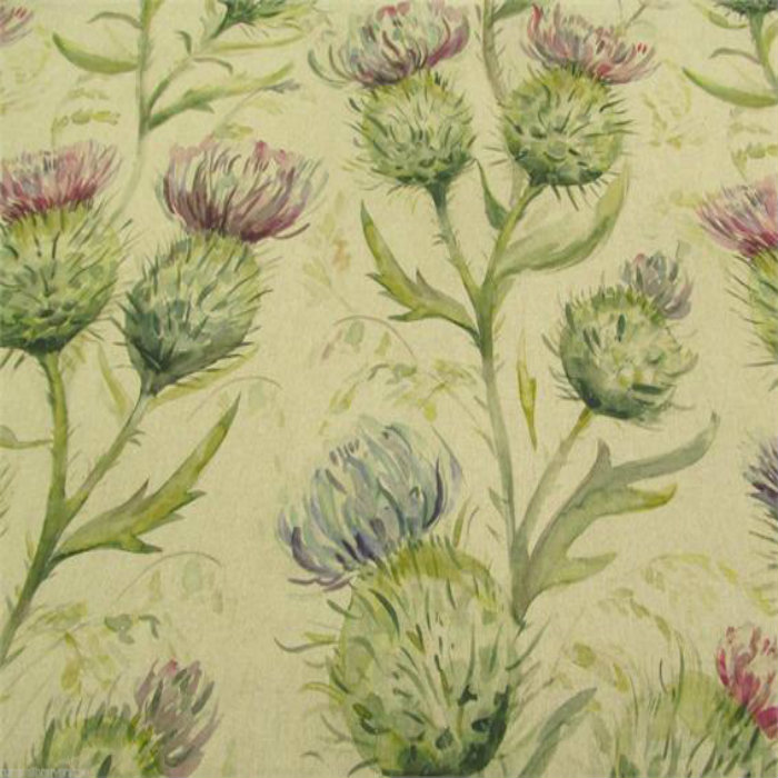 Voyage Thistle Glen Spring Curtain Factory Outlet