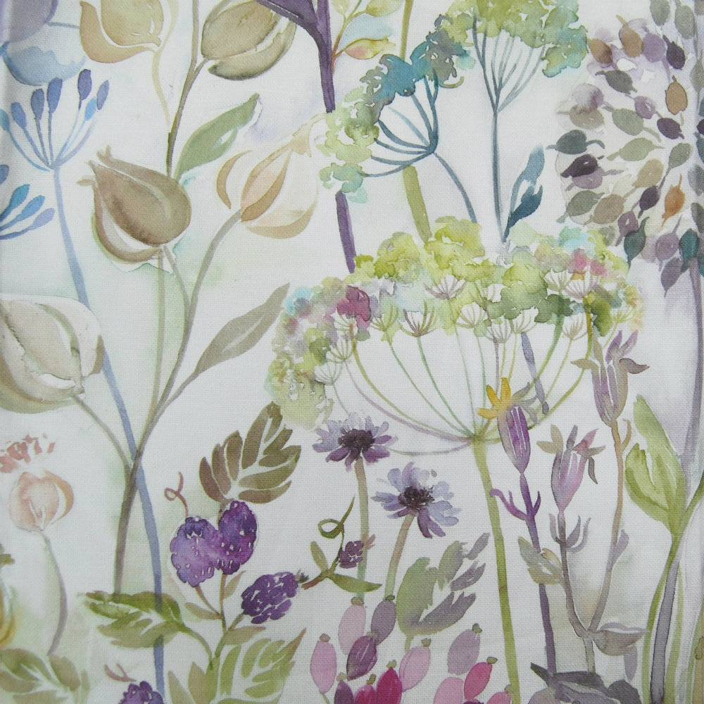Country curtain fabric